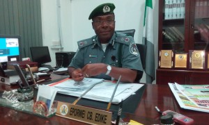 Eporwei Charles Edike, CAC Apapa Command, Nigeria Customs Service