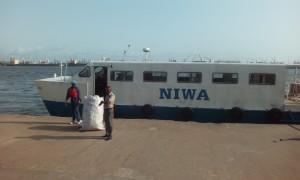 NIWA's ferry plying Apapa-CMS daily