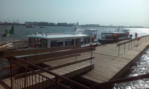 Sea Coach at Marina Jetty